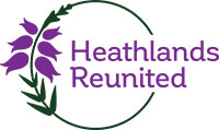 Heathlands Reunited Logo