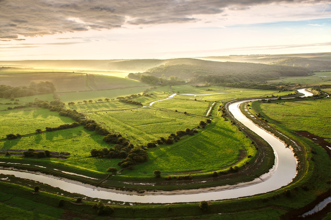 Eight Top Views From Buses In The South Downs South