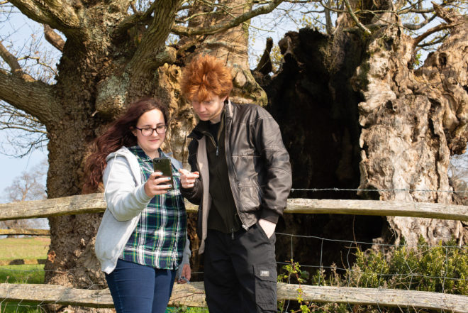 Microvolunteering in the South Downs National Park