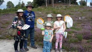 Family of Bug Hunters
